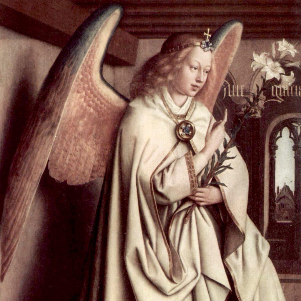 大天使ガブリエルの画像