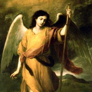 大天使ラファエルのイメージ