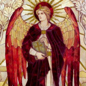 大天使ウリエルのイメージ